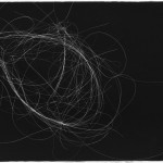 Elina Katara | Broken | 2005 | hair photogram