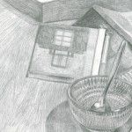 Elina Katara | Drifters | 2005 | pencil on paper