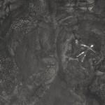Elina Katara | Floating | 2013 | ink on paper