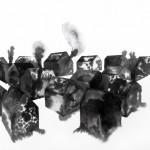 Elina Katara | Village | 2013 | ink on paper