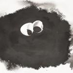 Elina Katara | Screwup III | 2013 | ink on paper