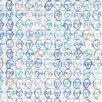 Elina Katara | Untitled (detail) | 2003 | ballpoint pen on paper