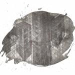 Elina Katara | Structure I | 2013 | ink on paper