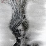 Elina Katara | Lighter | 2015 | ink on paper