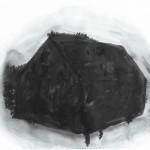 Elina Katara | Usher's House | 2013 | ink on paper