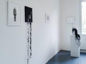 Elina Katara | 2016 | exhibition overview/Sweaty Days, Art Center Haihatus, Finland.